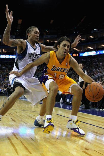 El esloveno ya poseé un anillo de campeón con los Lakers.