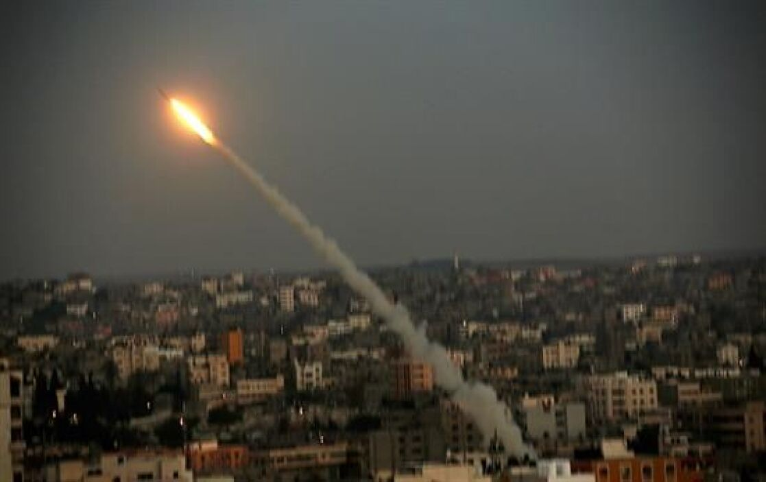"""La ofensiva militar """"Margen Protector"""" ha lanzado esta madrugada 108 nue..."""
