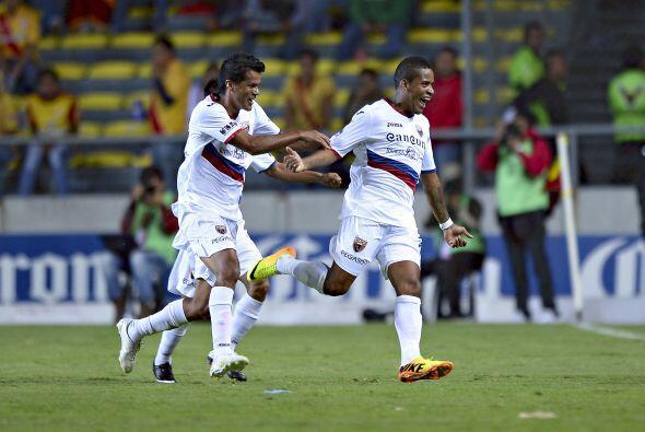 Michael Arroyo: El ecuatoriano dio un partidazo ante Morelia y anotó el...