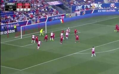 ¡Imparable Bradley Wright-Phillips! Hat trick del goleador de Red Bulls