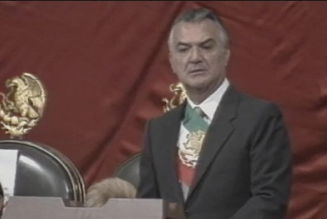 18.-Adiós a Miguel de la Madrid  El ex presidente mexicano Miguel de la...