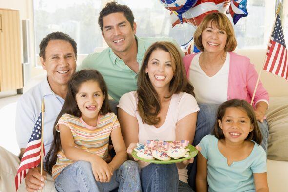 Festeja en familia este 4 de julio, disfruta del día de la Independencia...
