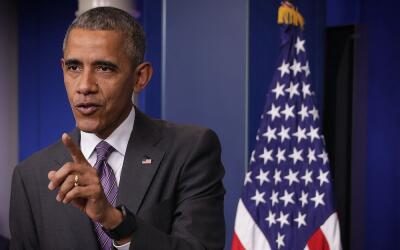 Obama hizo tres anuncios específicos sobre control de armas