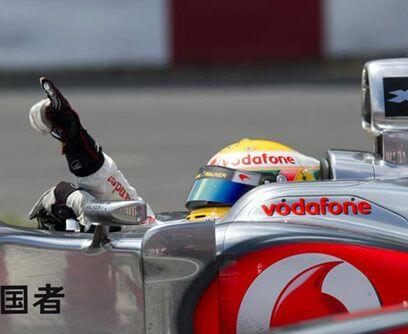 GP de CANADÁ, 16 de junioLewis Hamilton ganó el Gran Premi...