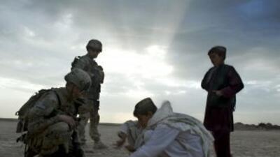 Presuntos miembros de la insurgencia del Talibán decapitaron a dos menor...
