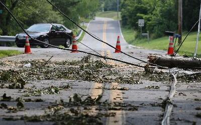 Calor, lluvias, huracanes y nublados intensos en todo el país