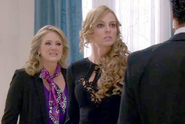"""Érika Buenfil y Marjorie de Sousa eran rivales en """"Amores Verdaderos"""" y..."""