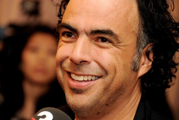 Alejandro González Iñárritu. Es el primer director...