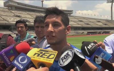 """Ángel Reyna: """"Al Tri van los amigos del técnico"""""""