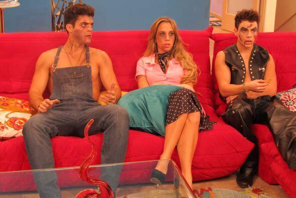 Adrián, Andrea y Luis fueron los muertos de la noche.