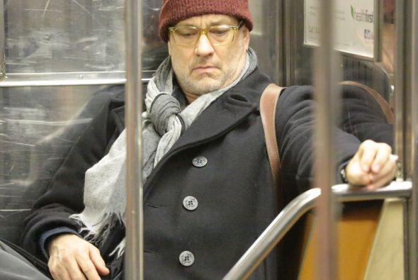 Tom Hanks acaba de terminar una película con Steven Spielberg, amigo y c...