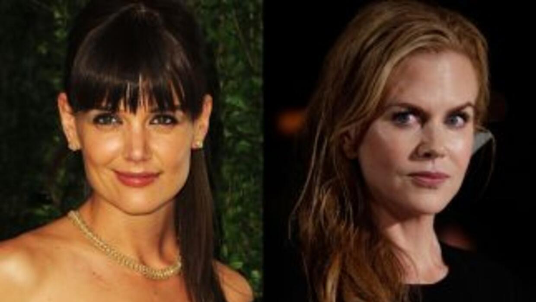 La que fuera mujer de Tom Cruise y su actual pareja coincidieron en el c...