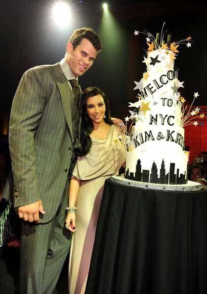 Fueron recibidos con 'bombos y platillos' en su nueva, ciudad Nueva York.