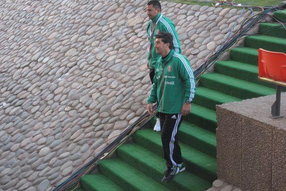 José Manuel de la Torre, el técnico de la selección mayor de México que...