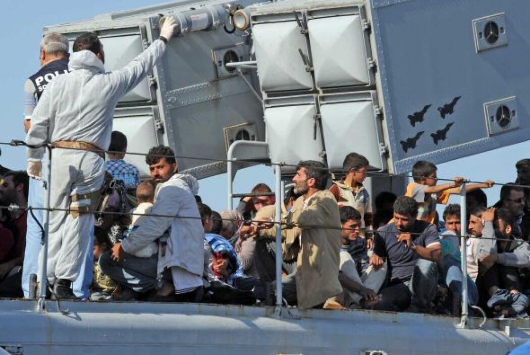 Desde entonces, las autoridades italianas han rescatado e identificado a...