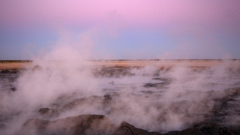 Salton Sea registró enjambres de temblores en 2001 y 2009.