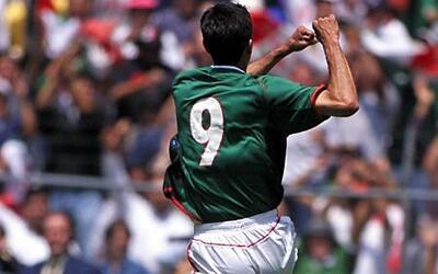 Los mejores goles de Copa América. #24 Jared Borgetti a Uruguay. Colombi...