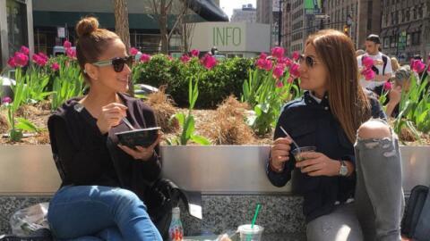 Adieny, la hija de Jackie Guerrido, habló sobre su orientación sexual en...