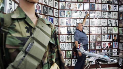 Se conmemoran los 56 años del asalto a Bahía de Cochinos por parte de la...