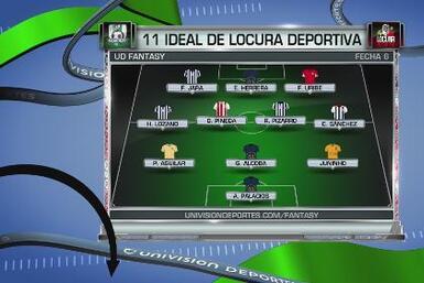 Locura Deportiva presenta el Equipo Fuerza para el Fantasy de Univision