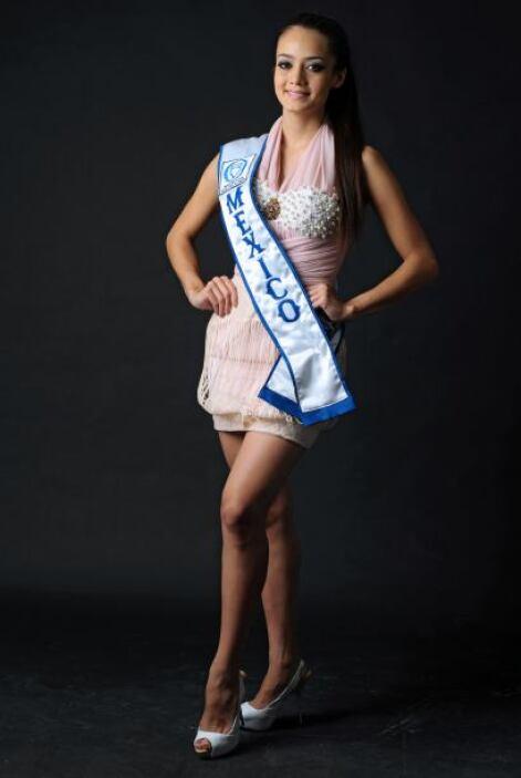 María Susana Flores Gámez, Miss Sinaloa 2012, murió trágicamente a los 2...