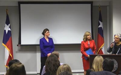 Ken Paxton anuncia el plan de acción en contra del tráfico humano en Texas
