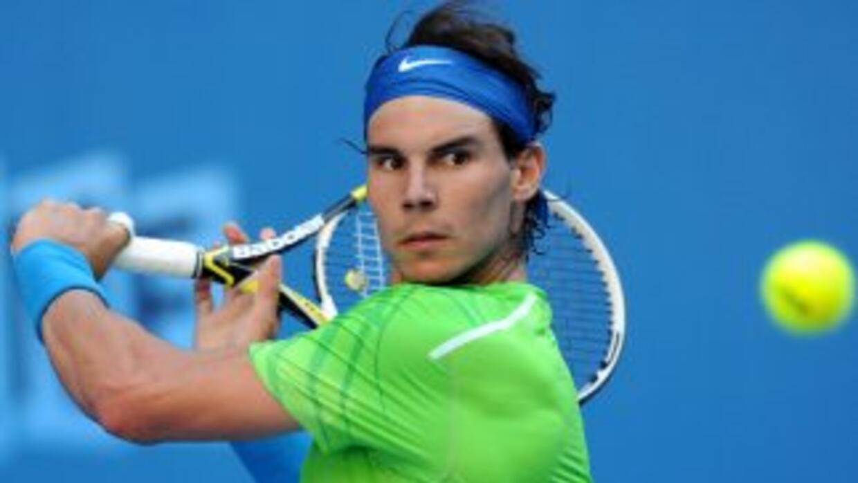 Nadal se deshizo del estadounidense Alex Kuznetsov y Federer superó con...