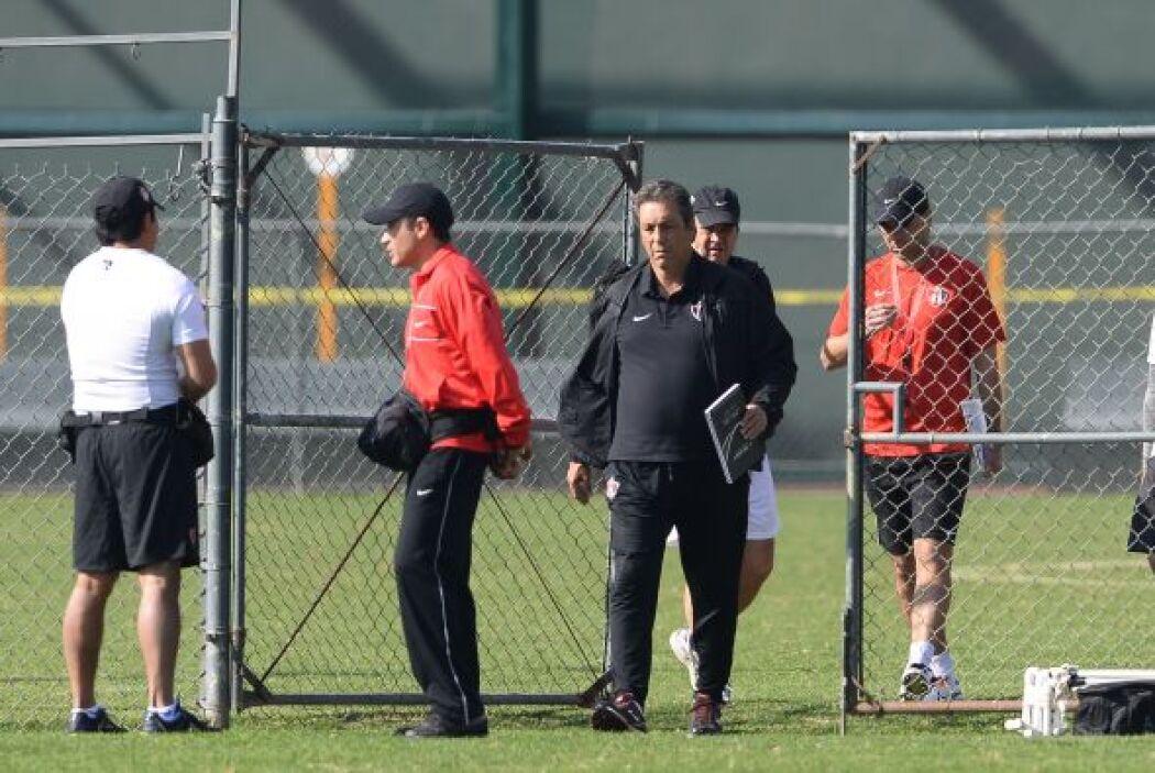 Tomás Boy con Atlas buscará emular los resultados del Clausura 2013 cuan...