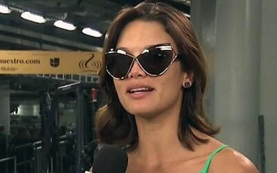Zuleyka Rivera sin maquillaje
