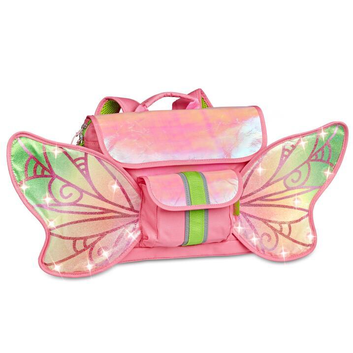 Mochila con alas (43.99 dólares en Bixbee.com- por cada mochila comprada...