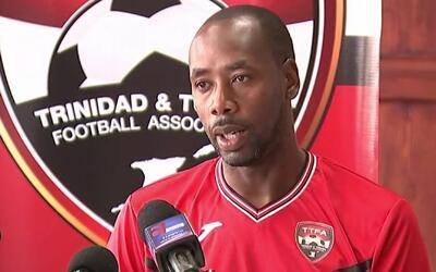 """Dennis Lawrence, DT de Trinidad y Tobago: """"Necesitamos ser bravos contra..."""