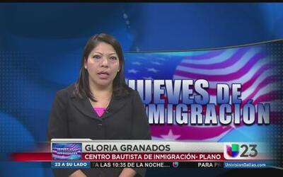 Jueves de Inmigración: Petición atrasada