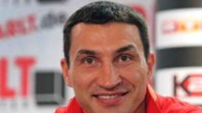 Wladimir Klitschko canceló un combate por primera vez en su carrera.
