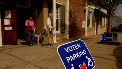 El 10 de mayo los candidatos se miden en las primarias de West Virginia...
