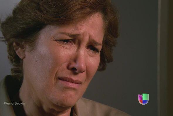 Agustina ha aprendido valiosas lecciones en la cárcel. Se lamenta...