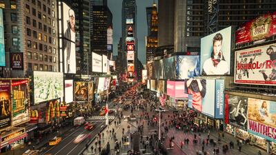 times square1