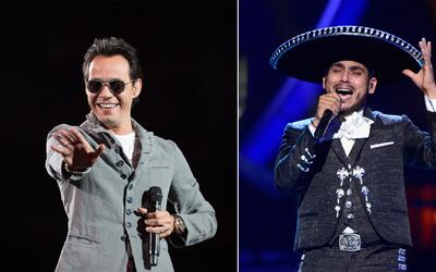 ¡Marc Anthony es fan de Espinoza Paz!