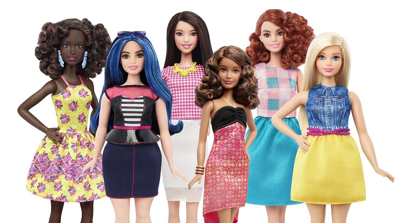 La nueva apuesta de Barbie es una reivindicación de las caderas anchas.
