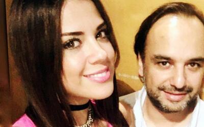 Carolina Ramírez está feliz por las nominaciones de su esposo a los Lati...