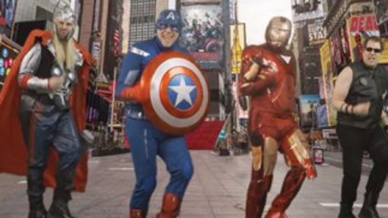 Avengers Uptown Funk Parody