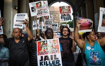 Alistan marcha en contra de la brutalidad policial