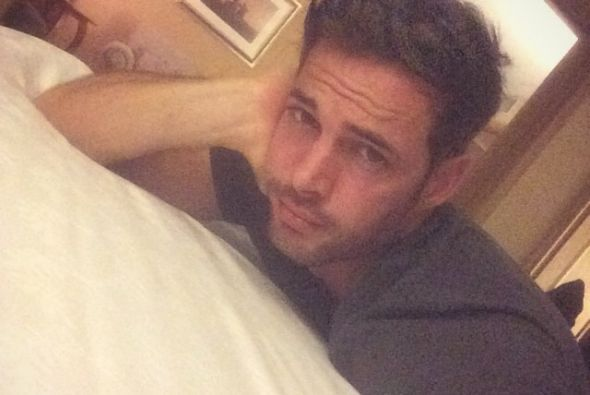 William Levy ¡no puede dormir! Así lo escirbió en su cuenta de Instagram...