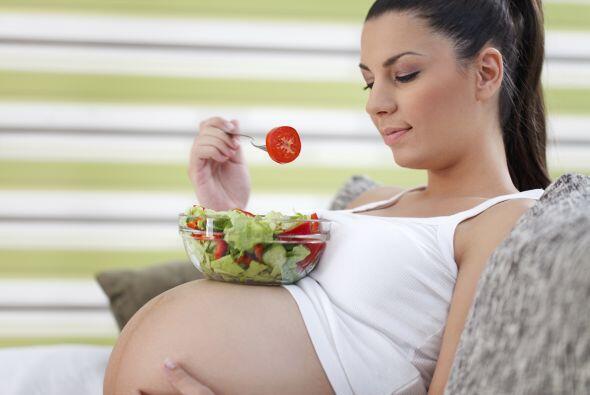 Sentirte agotada es muy común durante el embarazo, hacer ejercicio, desc...