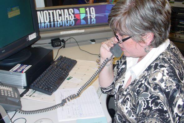 De las 6pm a las 8pm se recibieron decenas de llamadas a nuestra línea d...