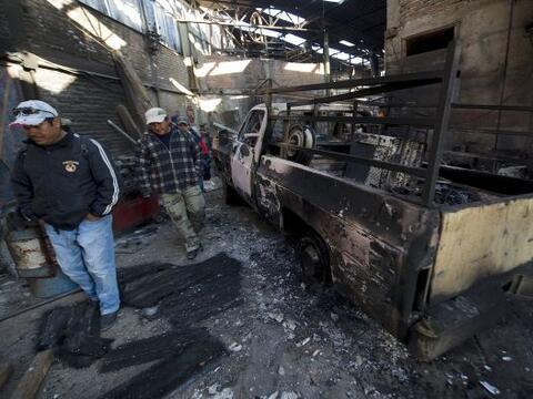 El robo de petróleo en México no es un delito nuevo. Mucho...