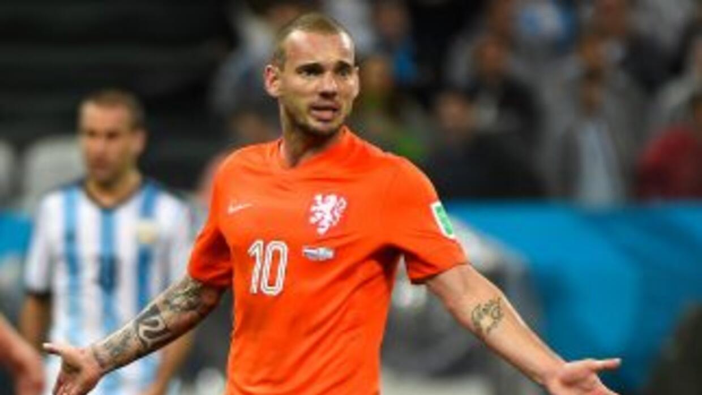 Sneijder aseguró que Alemania se alzará con el título.