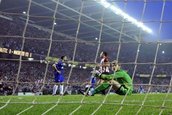 En el minuto 65 el United no pudo aguantar más y recibió la estocada fin...
