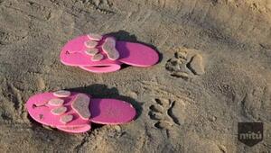 Haz tus propias sandalias para la playa tú mismo