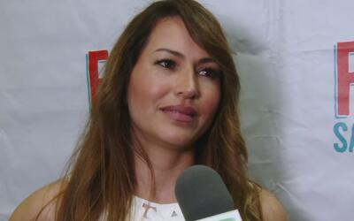 La viuda del cantante Emilio Navaira dice que todavía necesitan tiempo p...