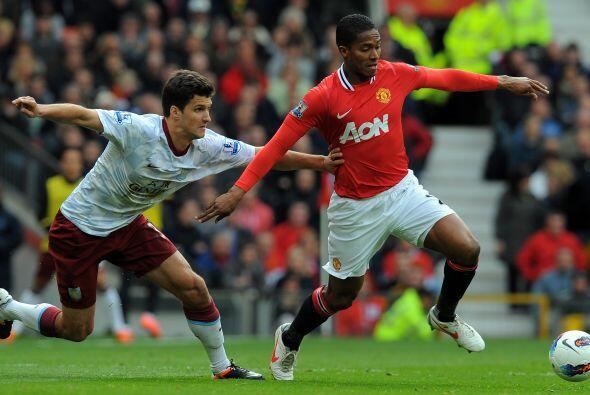 Valencia fue de los mejores jugadores en este partido.